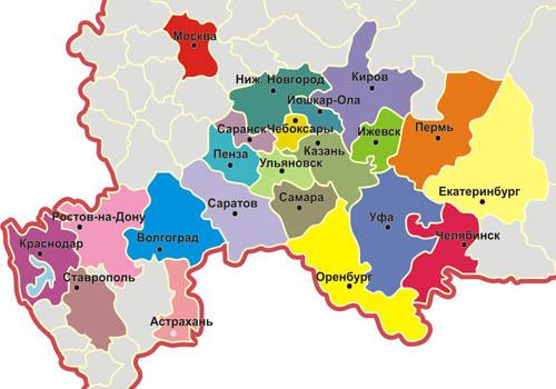 Уральский федеральный округ главная