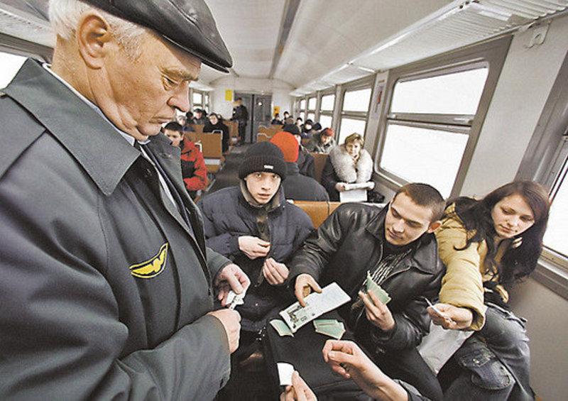 Проезд в электричках работникам транспортной полиции наставник Олвина