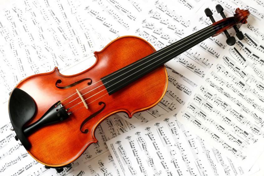 В Уфе пройдет I Международный конкурс скрипачей Владимира Спивакова