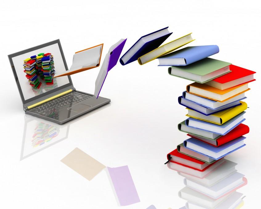 language analysis computer games vs books