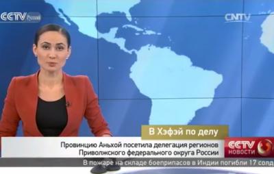 Фото ведущей новостей канала рбк