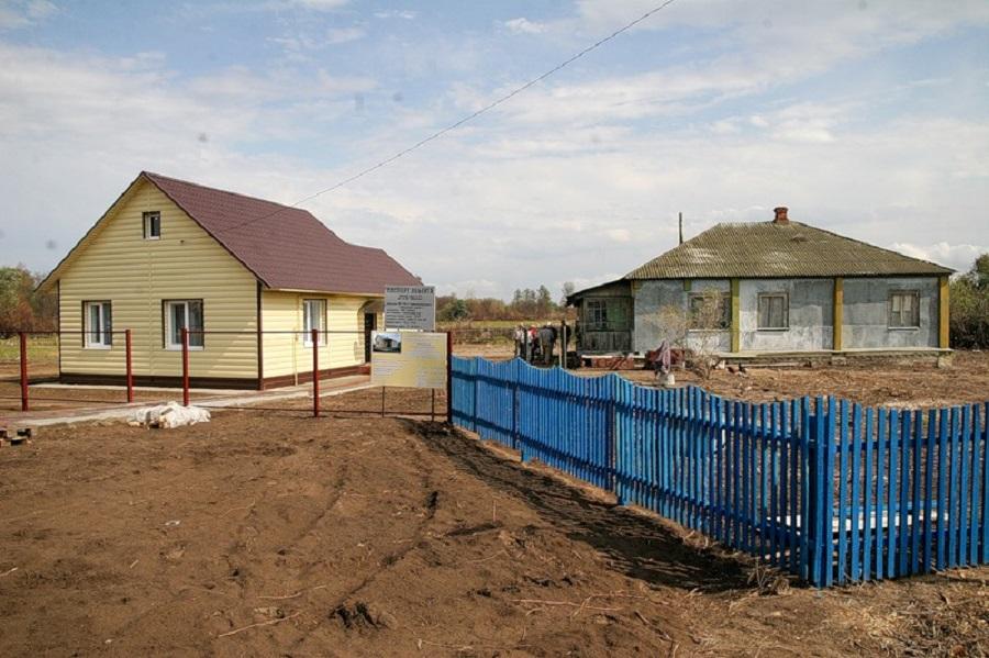 строительство дома в сельской местности